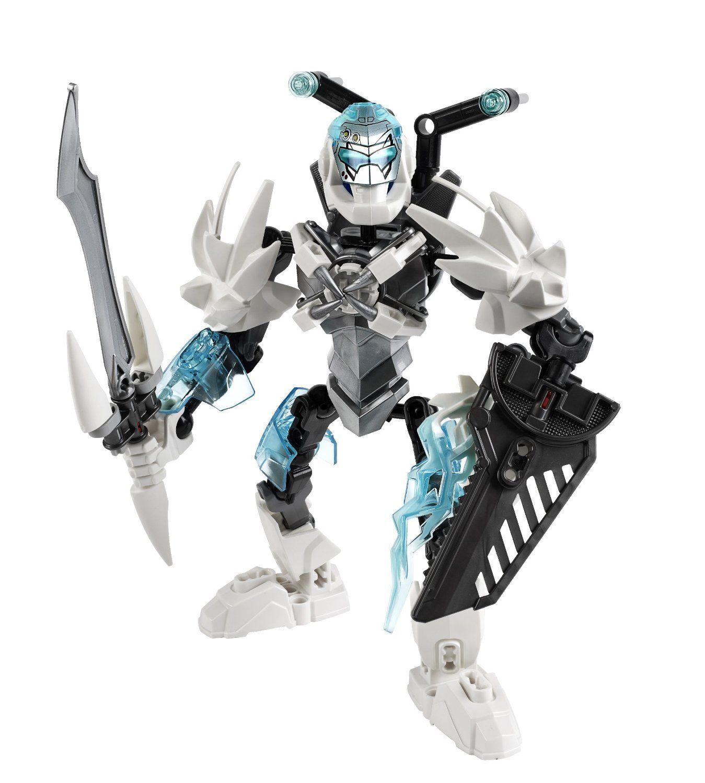 Lego Hero Factory Brain Attack Frost Beast For Will Simon Hero