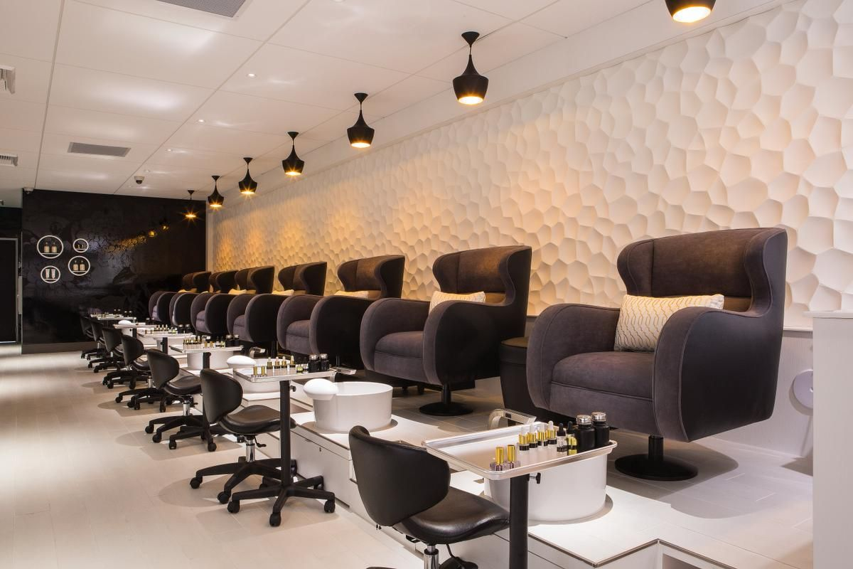 Salons Design Want A Perfect Polish Nail Salon Debuts In Costa Mesa