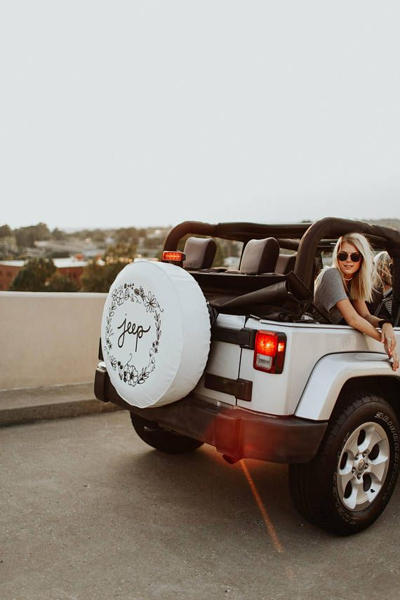 The Tire Cover Shop Loves To Outfit The Adventurous Woman Who