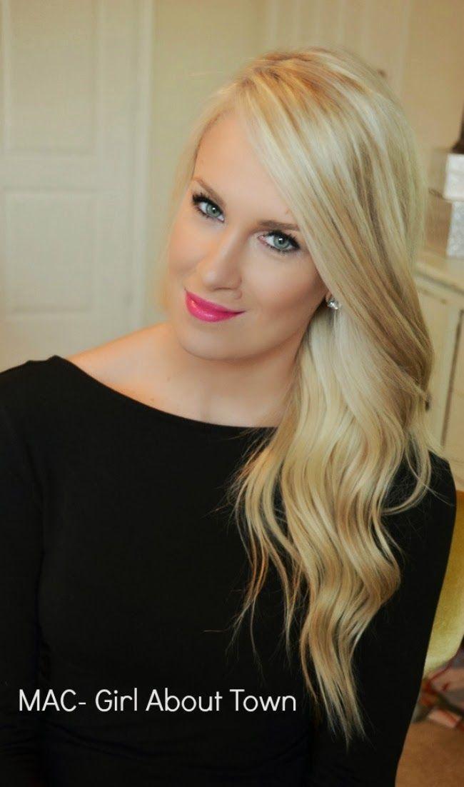 Mac Shades Of Pink Mac Shades Hair Makeup Long Hair Styles