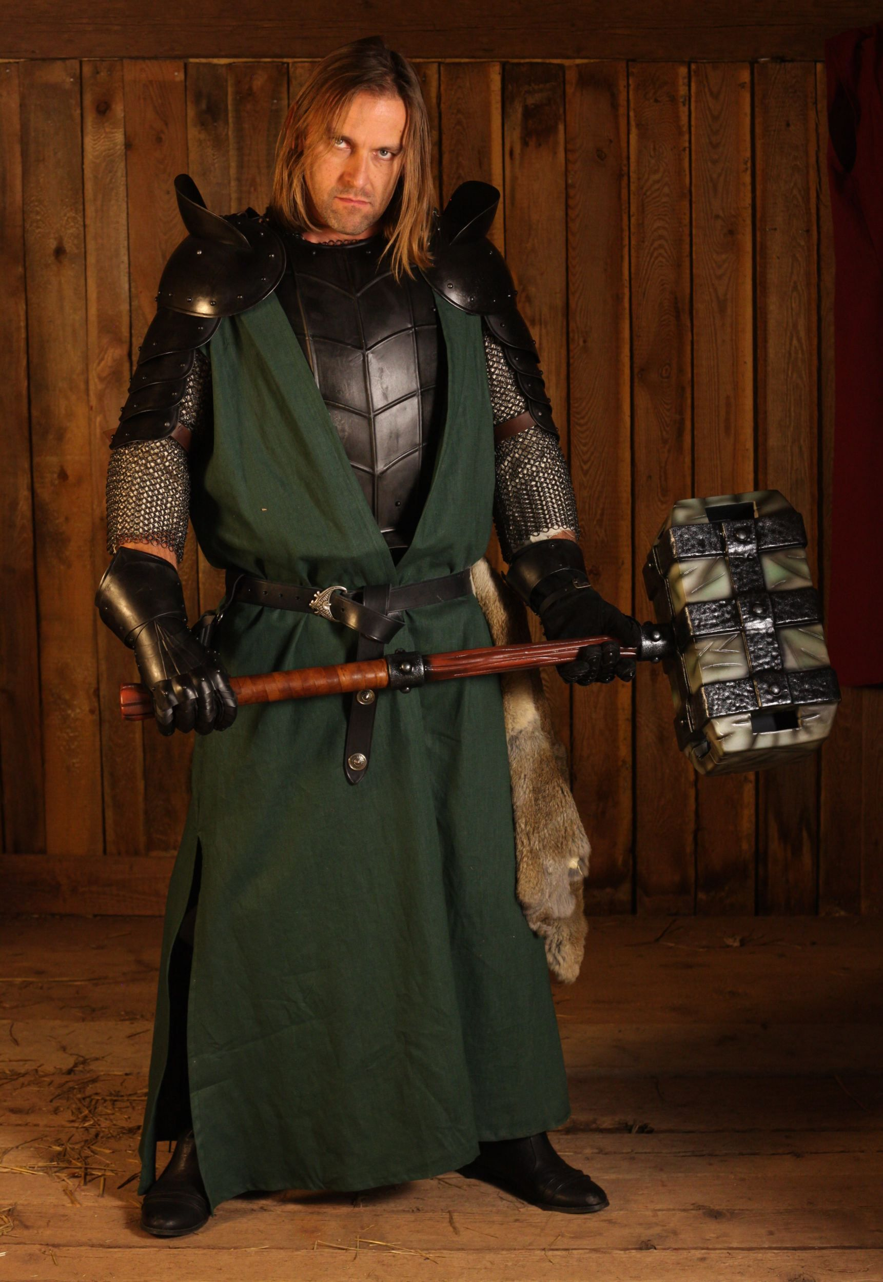 The Anti Paladin Costume Order Online With Larp Fashion.co.uk