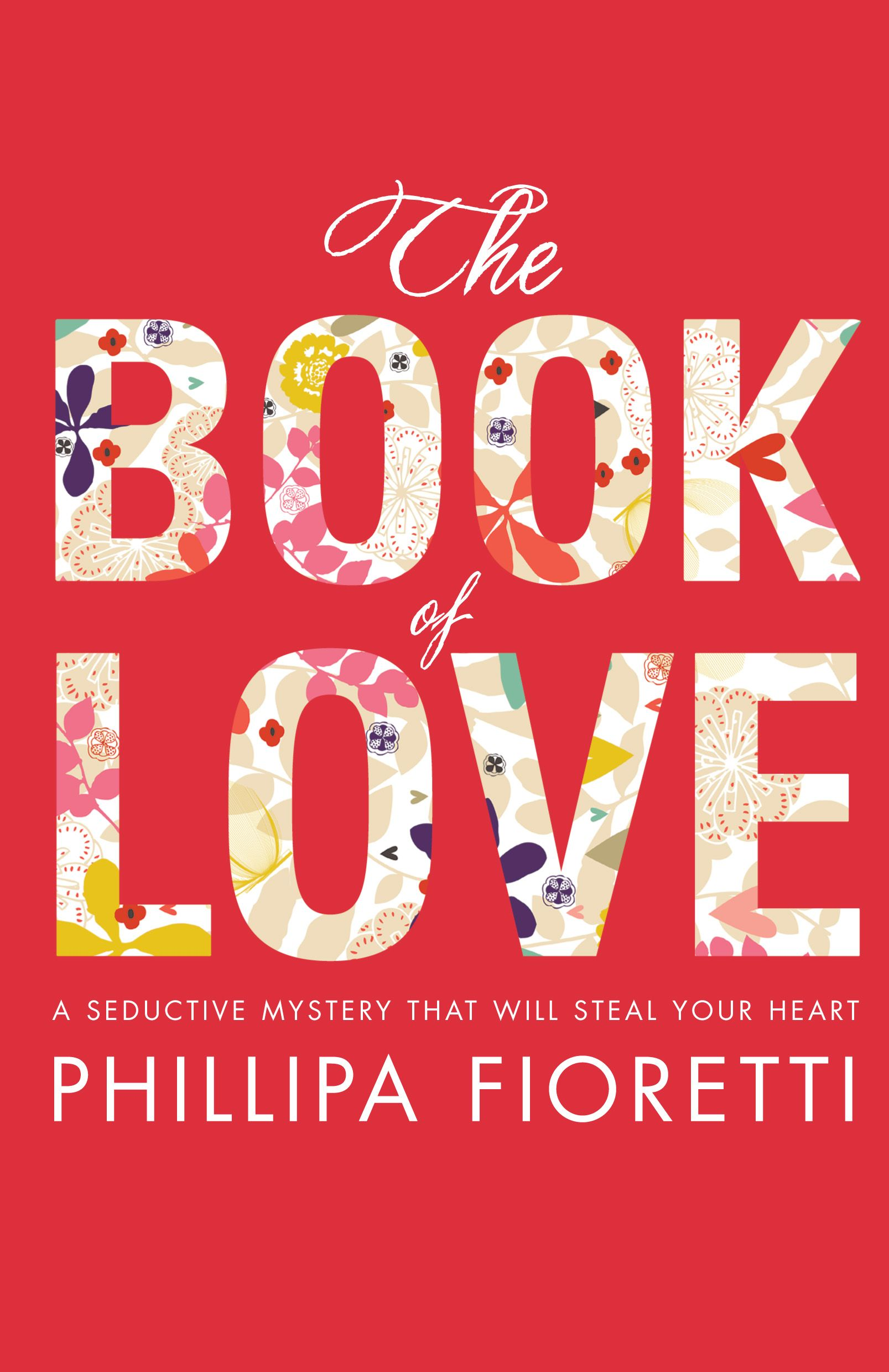 Watercolor book covers - The Book Of Love Book Cover