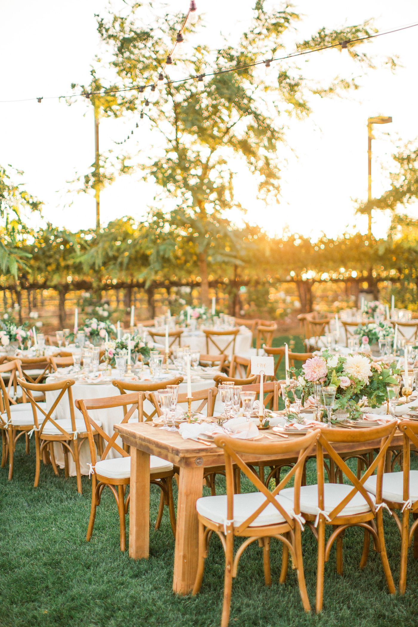 An Al Fresco Wedding Under The Tuscan Sun Garden Wedding Inspiration Small Garden Wedding Tuscan Inspired Wedding