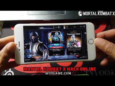 mortal kombat x hack cheats mkx hack unlimited koins souls