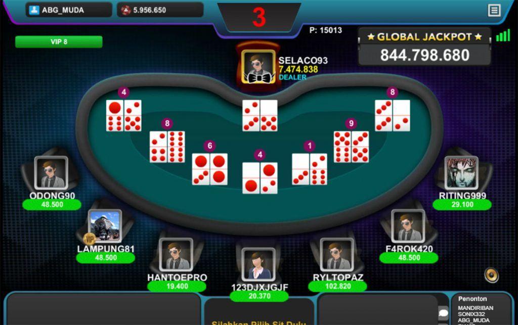 Pin Di Poker6