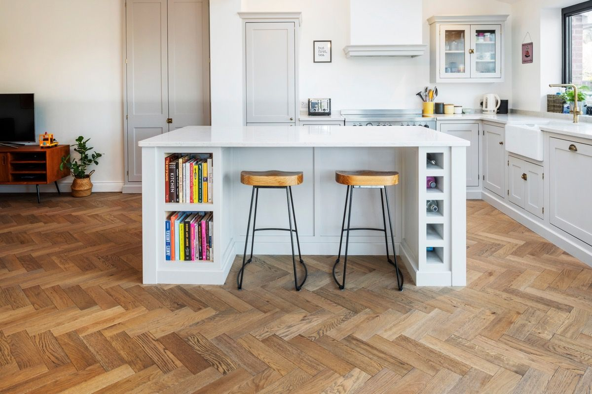 Wooden floors in the kitchen pros and cons Magazine in