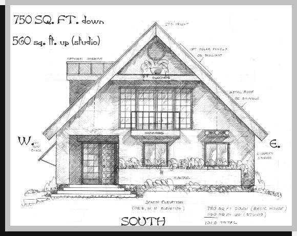 Straw Bale House Design Plans Straw Bale House ... |Small Straw Bale House Plans