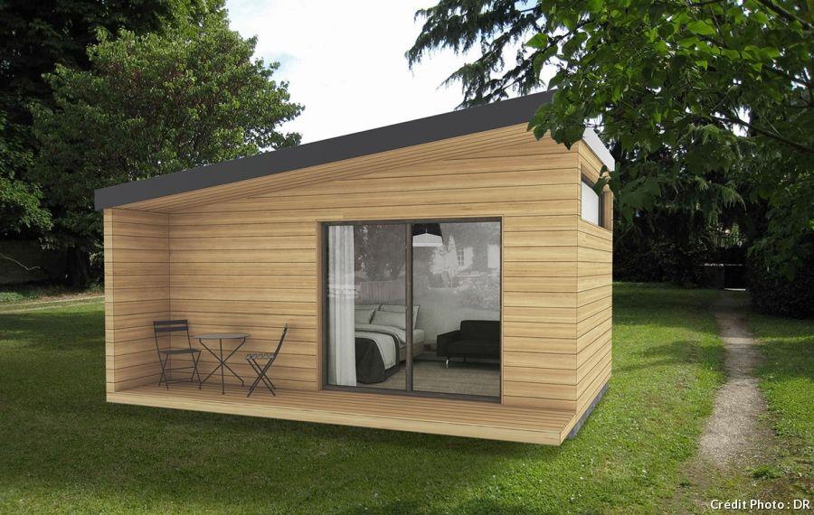 abri de jardin maison ou simple cabanon projekty pinterest ossature bois abris de. Black Bedroom Furniture Sets. Home Design Ideas