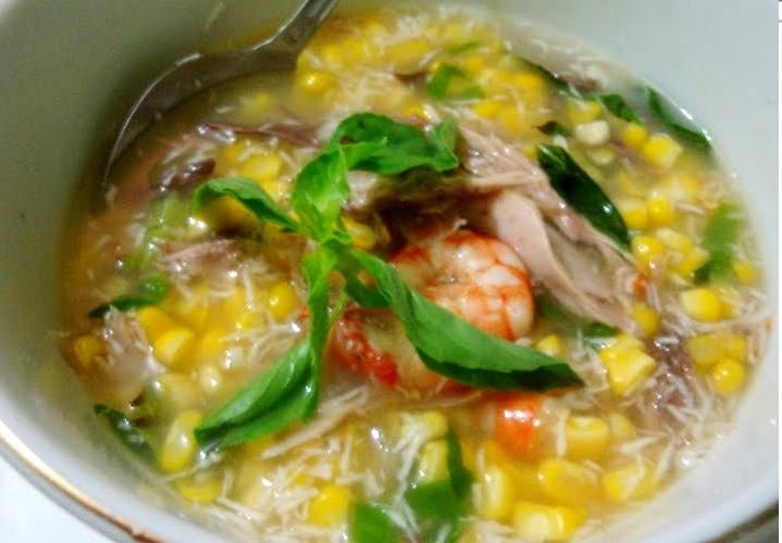 Binte Biluhuta Makanan Khas Gorontalo Food Culinary Indonesian Cuisine