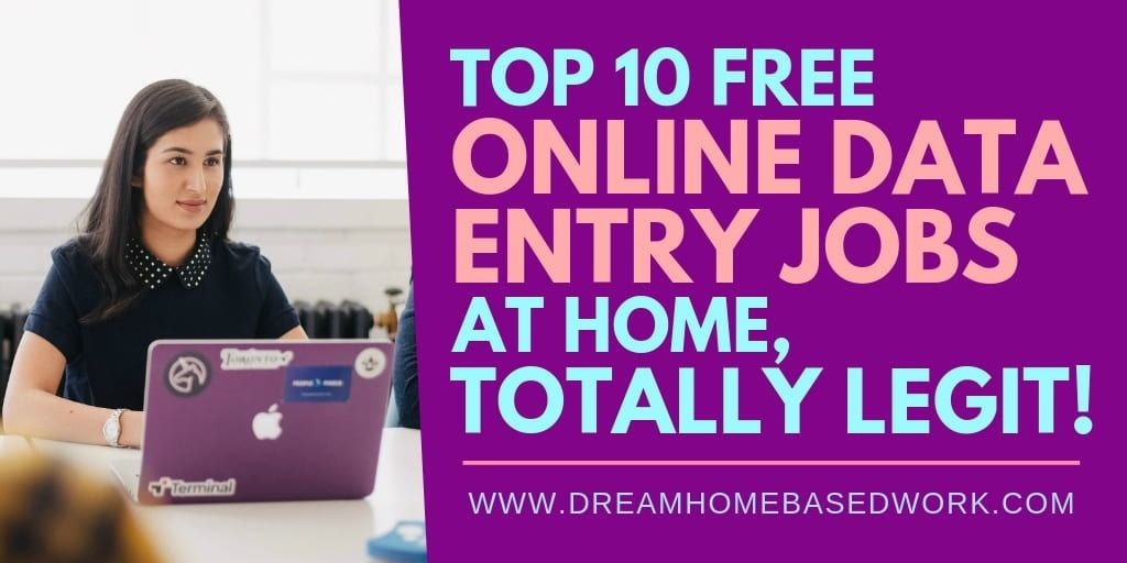 Looking for legitimate online data entry jobs? This post