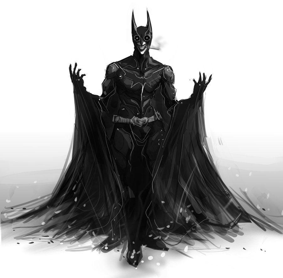 Batpenguin by MrRedButcher