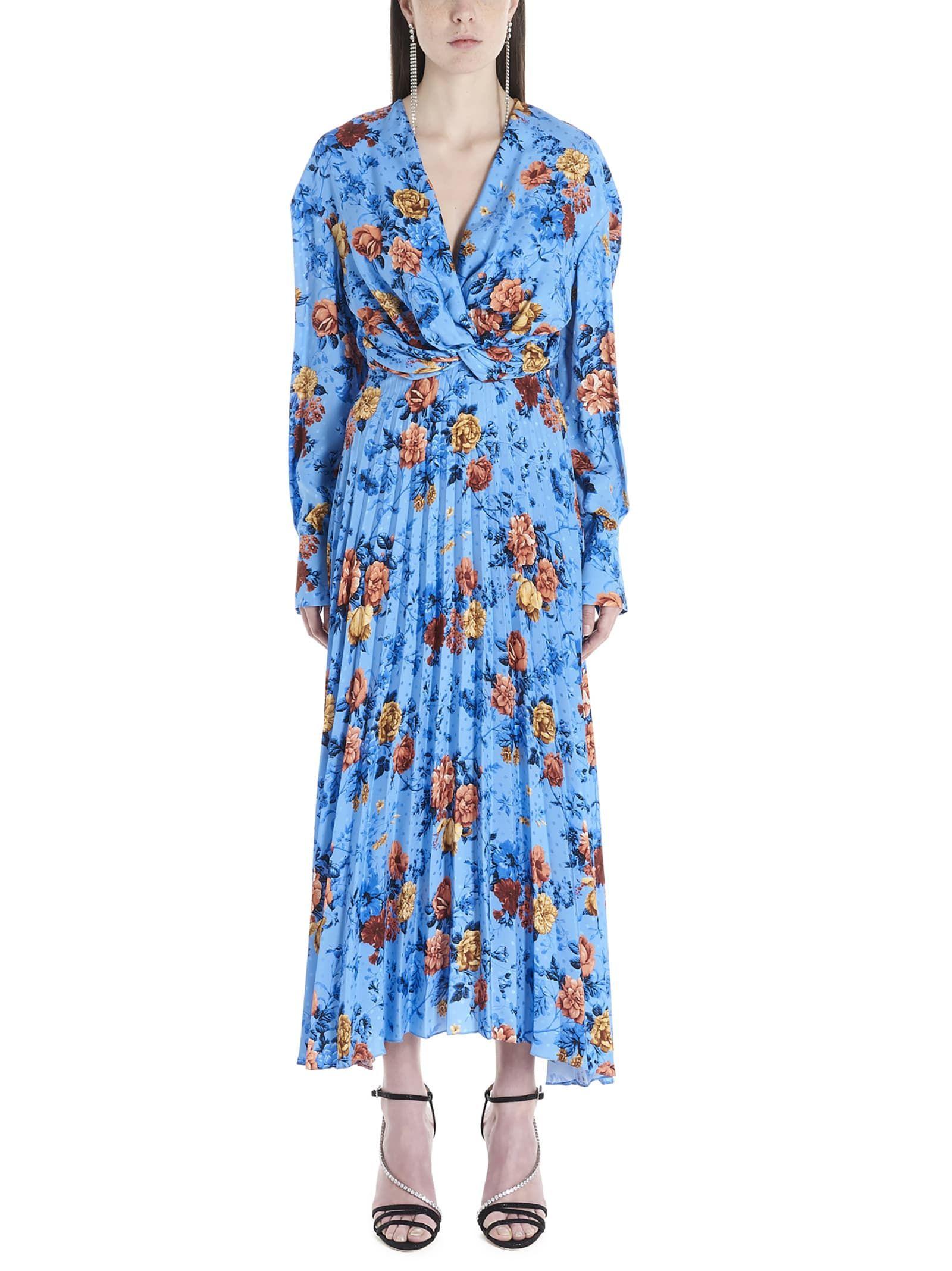 milano Dress From Magda Butrym:silk milano DressComposition: 100% silk