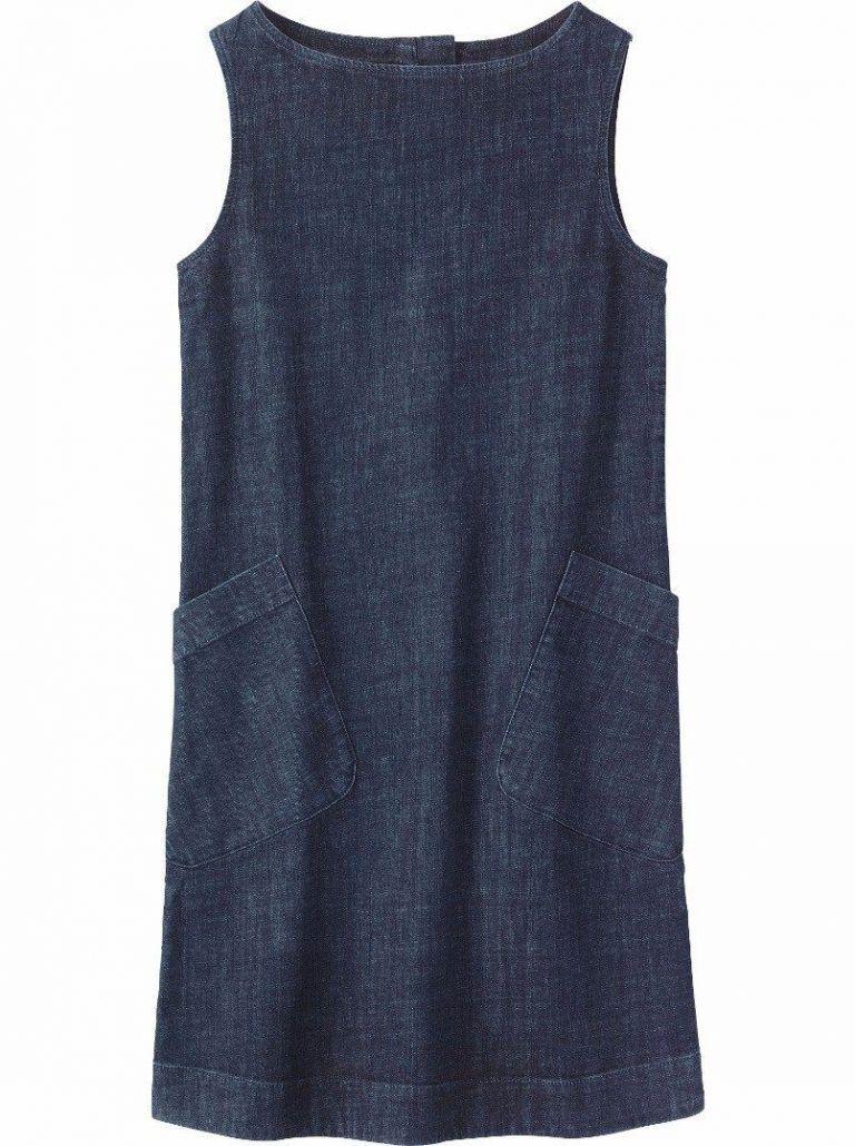 ae0866f8674 denim shift dresses 10 best outfits - shift dresses