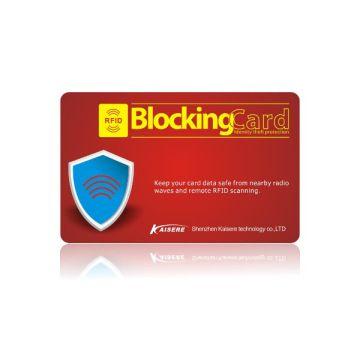 Custom Low Cost bluetooth rfid card reader rfid blocking card rfid