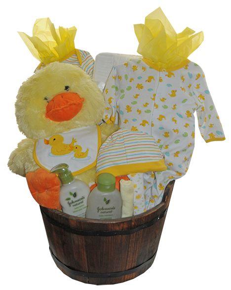 Ducky Baby Gift Basket (Gender Neutral), Toronto