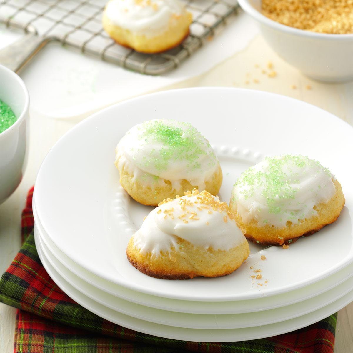 Italian Christmas Cookies   Recipe   Italian christmas cookies ...
