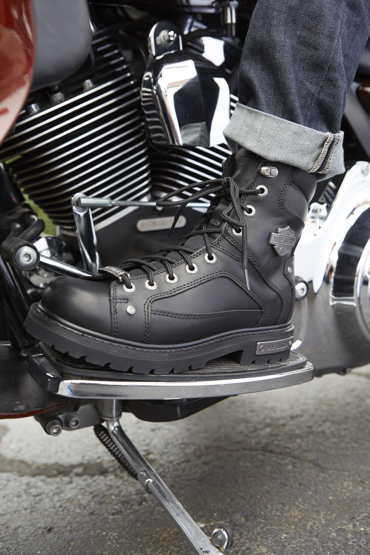 abercorn harley boots