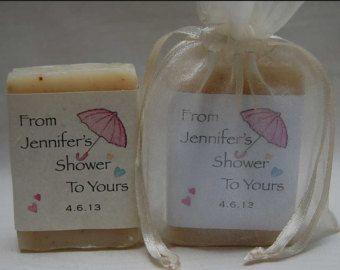 Bridal Shower Favors   Wedding Favors   Bridal Favor   Guest Soap Favors    Personalized Favors   1 Oz. Soap Favors