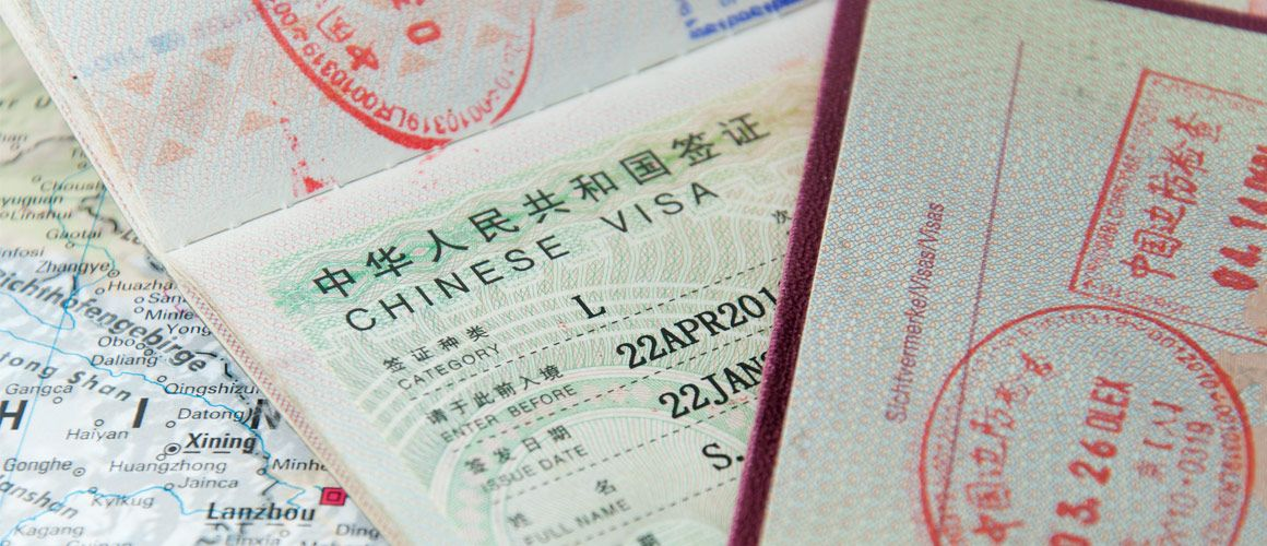 Obtaining a china tourist visa is a simple process if you