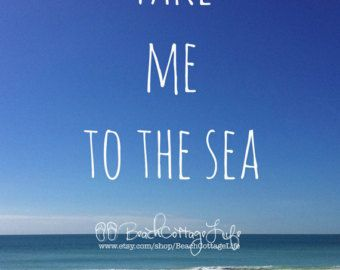 I Need Some Beach Therapy Seaside Print By