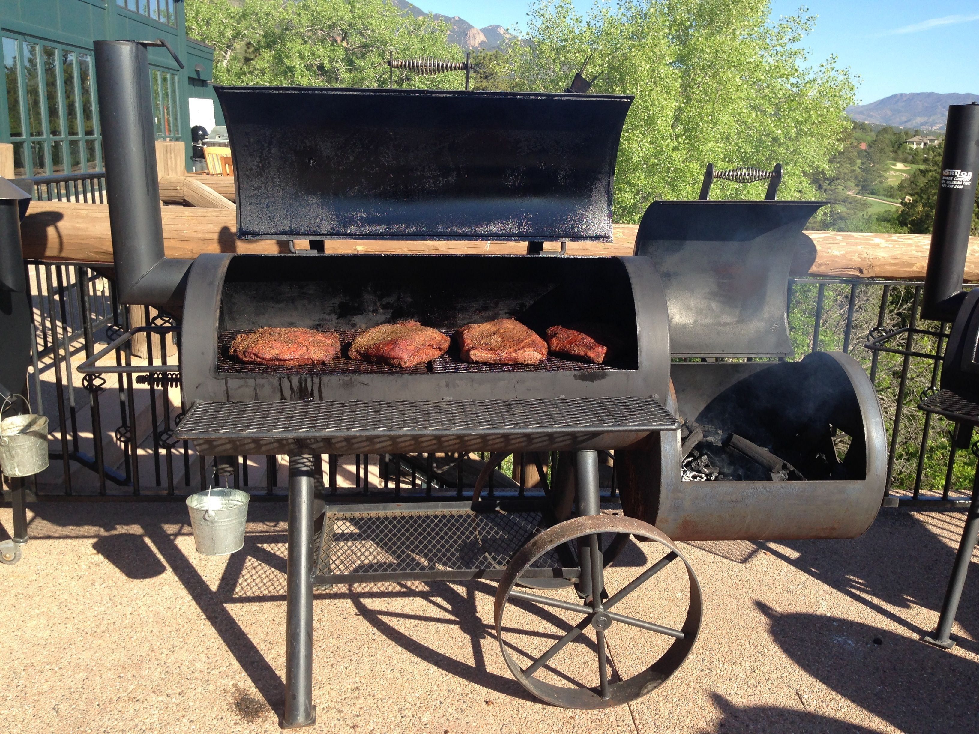 A guide to offset barrel smokers bbq pit smoker barrel