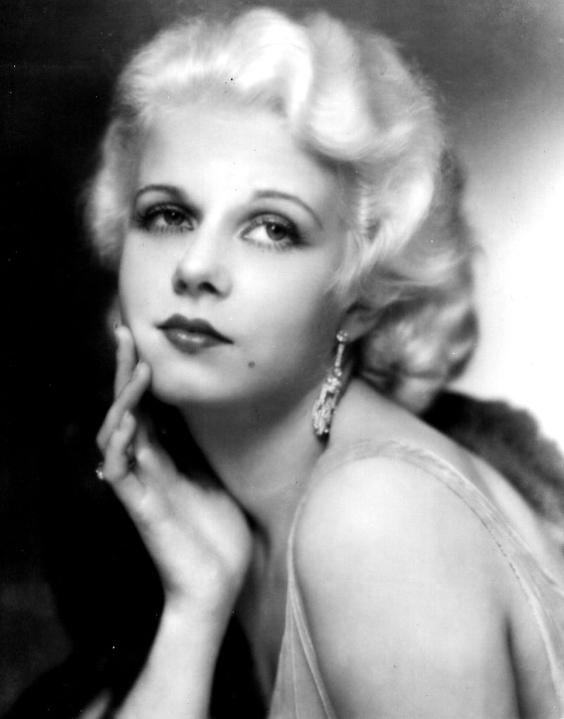 Elegant Waves The 1930 S Best Hairstyles Jean Harlow Hollywood Old Hollywood Stars
