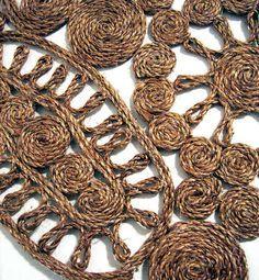 Rope art