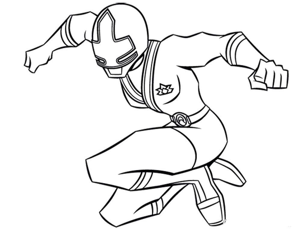 Power Rangers Jump To Avoid Attacks Dengan Gambar