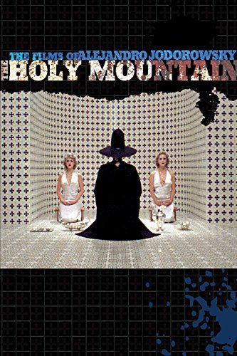 The Holy Mountain - One of Kanye West's favorite movies; inspiration for Yeezus