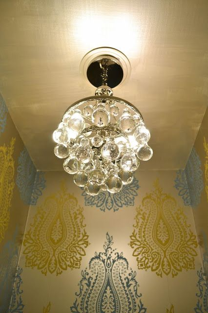 Convert Recessed Lighting Into A Pendant Light By Using