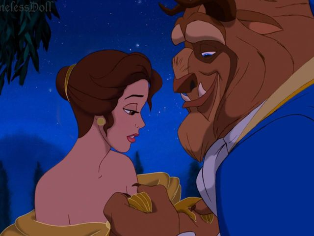 These Disney Princesses With Short Hair Are Almost Unrecognizable Princess Cartoon Disney Beauty And The Beast Disney Princess