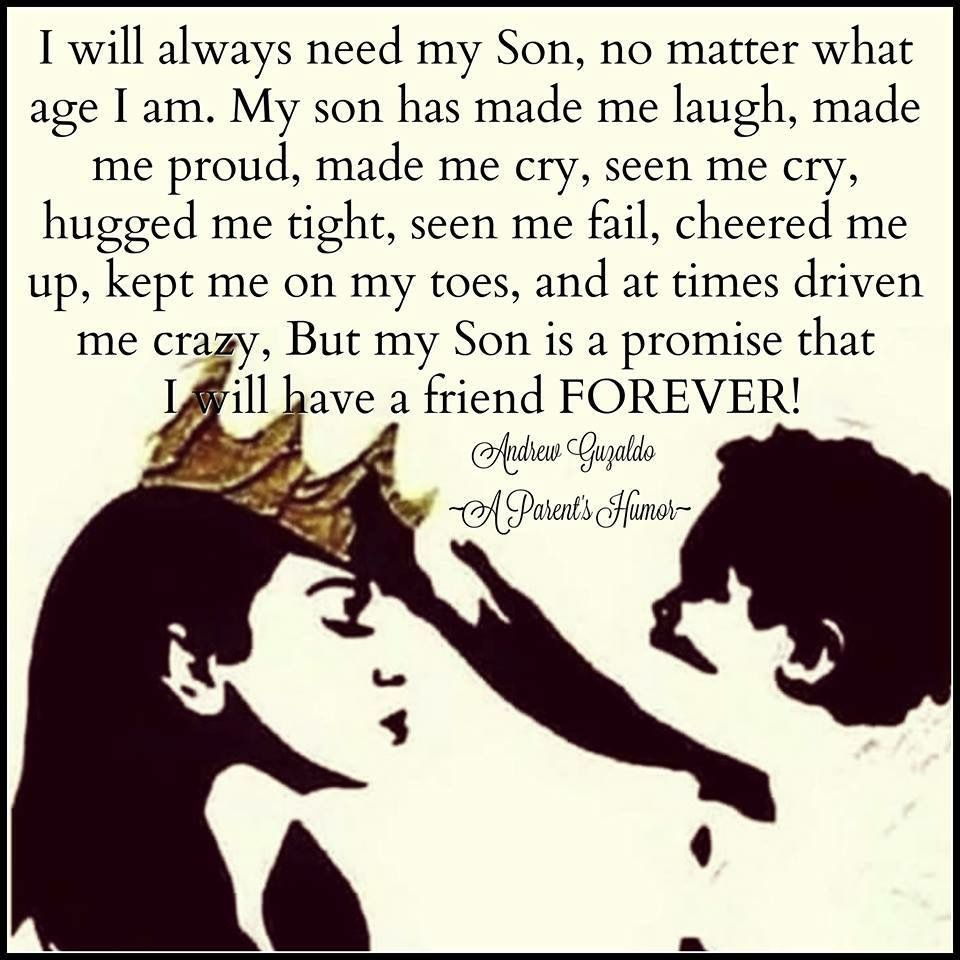 Pin by Desiree Luft on parenting | My children quotes, Son ...