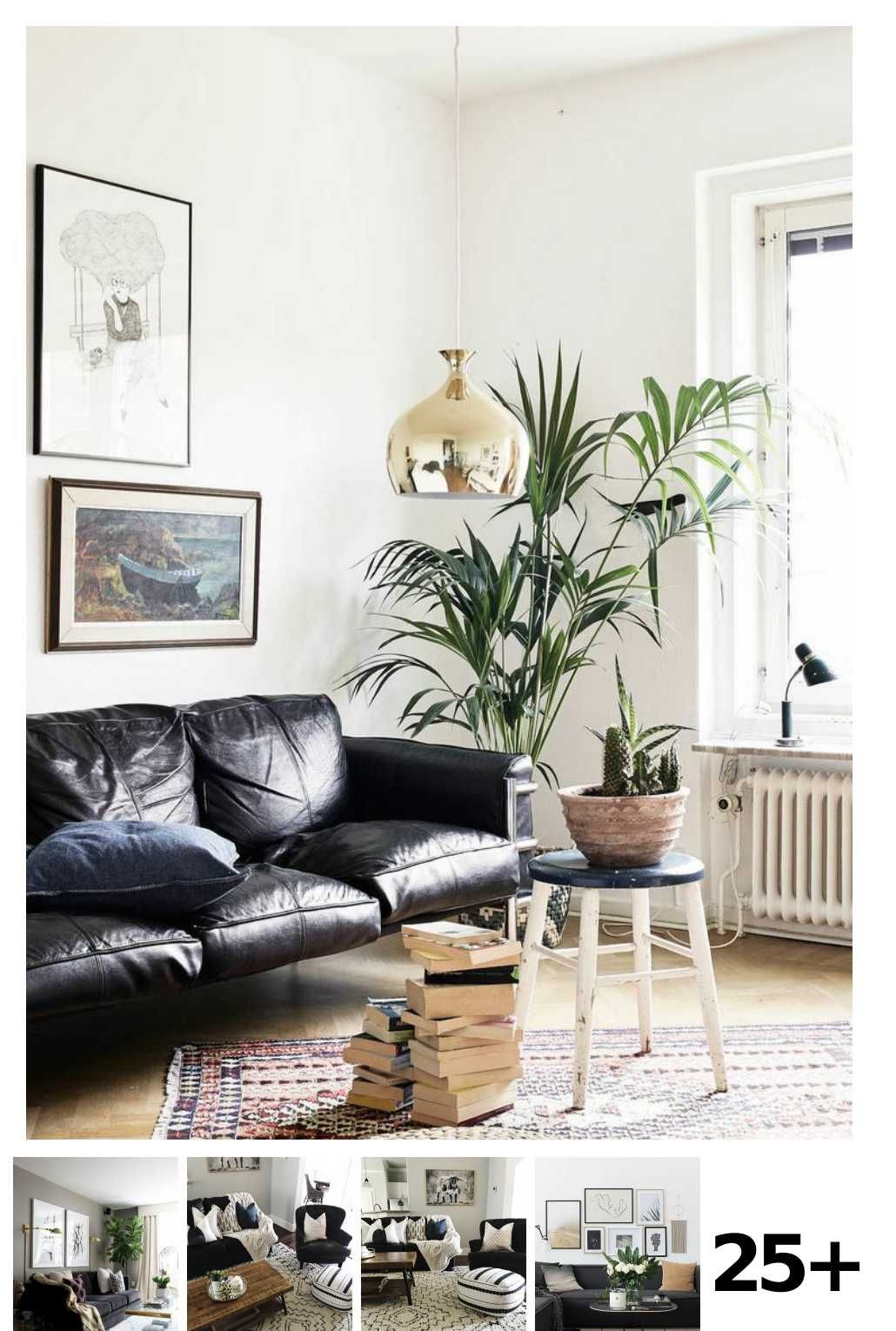 25 Living Room Black Couch Ideas In 2020 Home Living Room Home Decor Living Room Inspiration
