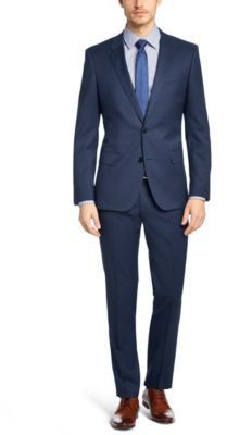 72c4b180c Hugo Boss 'Huge/Genius' - Slim Fit, Super 120 Italian Virgin Wool Suit
