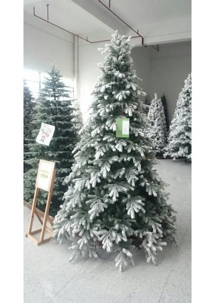 9 Pre Lit Full Frosted Butte Fir Artificial Christmas Tree Clear Lights Northlight Seasonal In 2021 Christmas Tree Clear Lights Pencil Christmas Tree Frosted Christmas Tree
