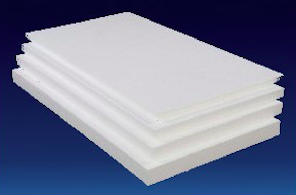 Use Rigid Urethane Foam Sheets For Pool