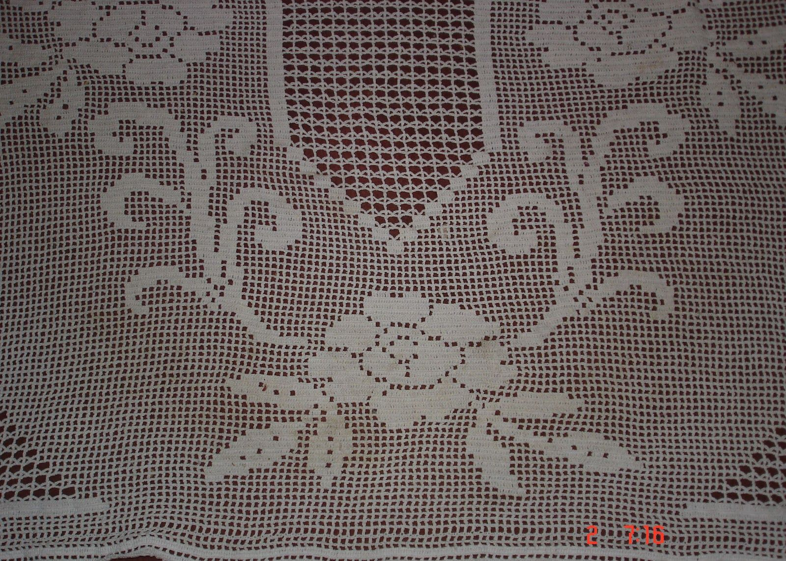 Crochet tablecloths free patterns filet crochet rose tablecloth crochet tablecloths free patterns filet crochet rose tablecloth pattern crochet and knitting patterns bankloansurffo Gallery