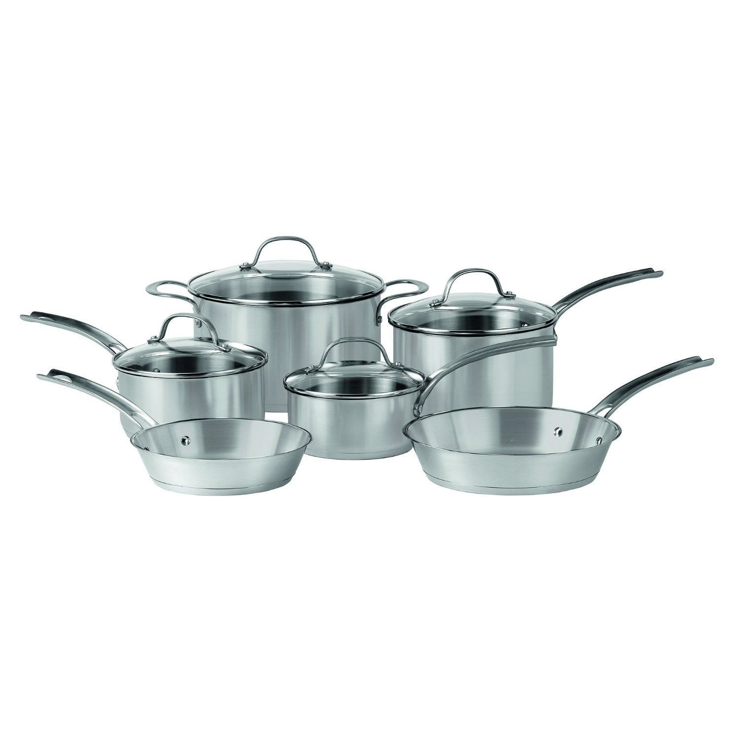 Induction 10-Piece Cookware Set   Cookware set, Cookware and Products