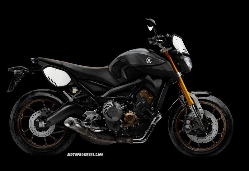 yamaha mt 09 sport tracker mt 09 fz 09 pinterest moto. Black Bedroom Furniture Sets. Home Design Ideas