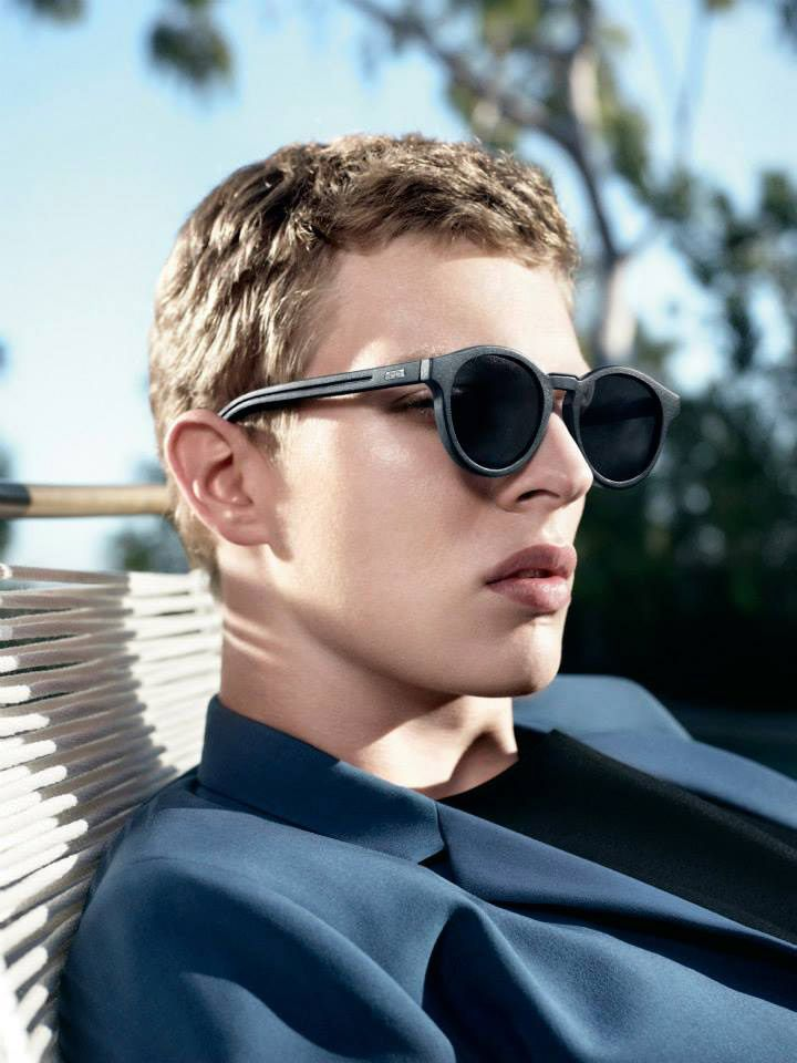 d25616d294 Dior Homme Spring/Summer 2014 Campaign | CASUAL MENS | Ray ban ...