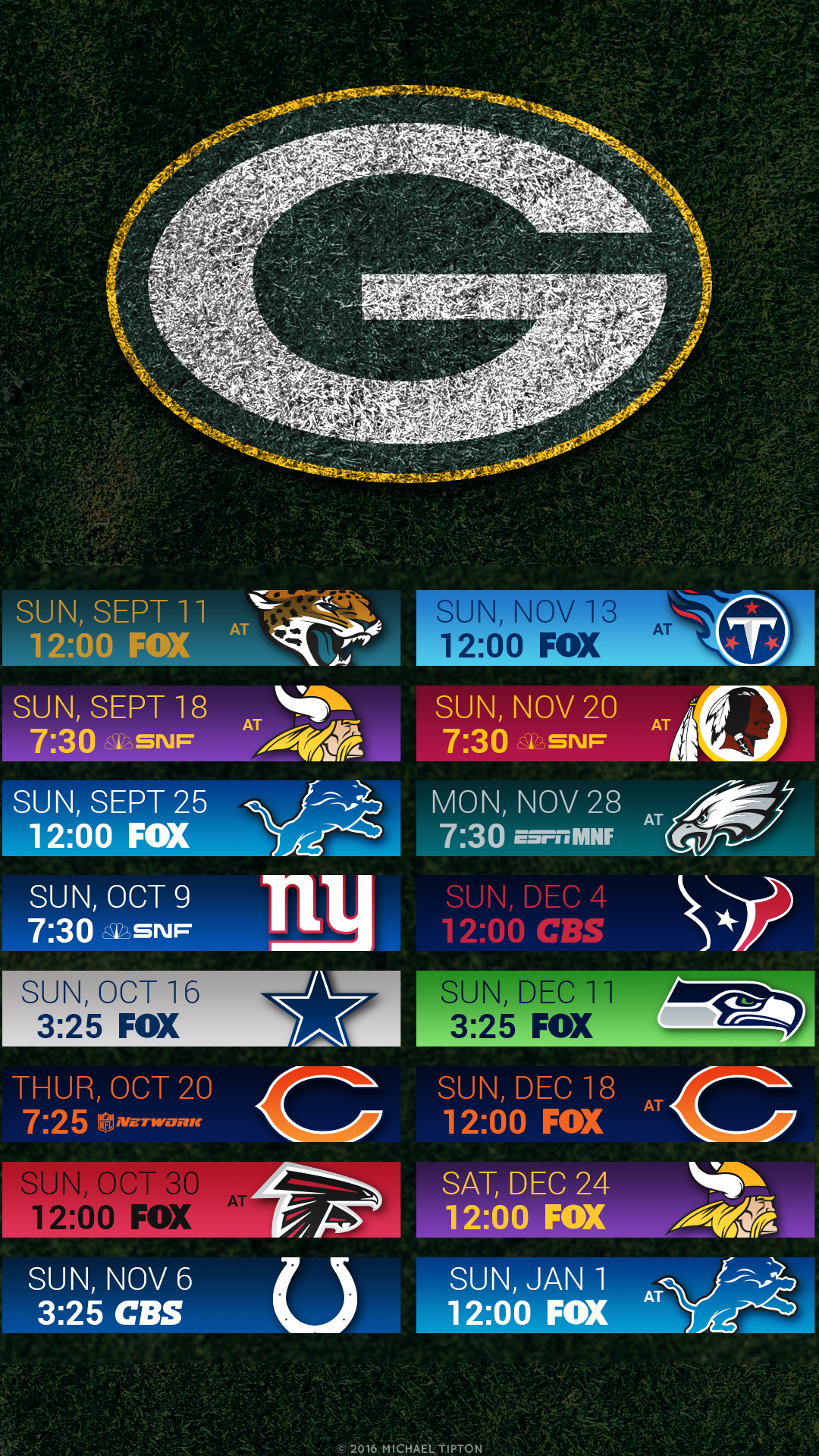 Green Bay Packers Mobile Schedule Wallpaper Green Bay