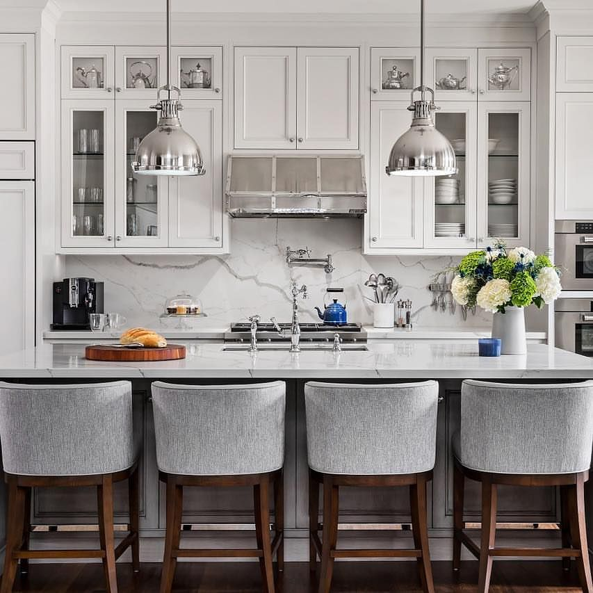 When It Comes To Kitchens, Eat-in Areas And Dining Nooks