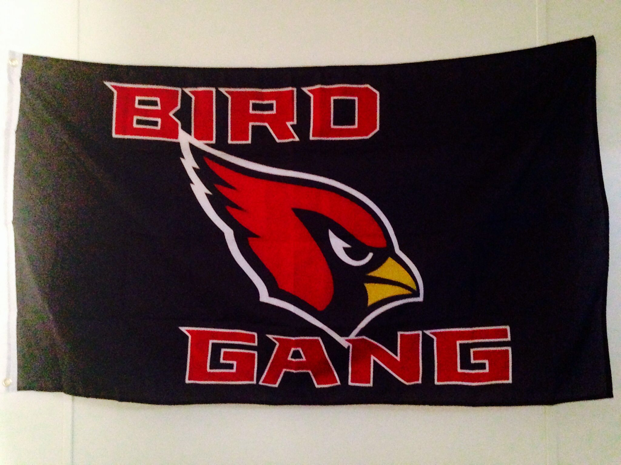 My Birdgang Flag #AZBG4L | Az cardinals | Pinterest | Flags