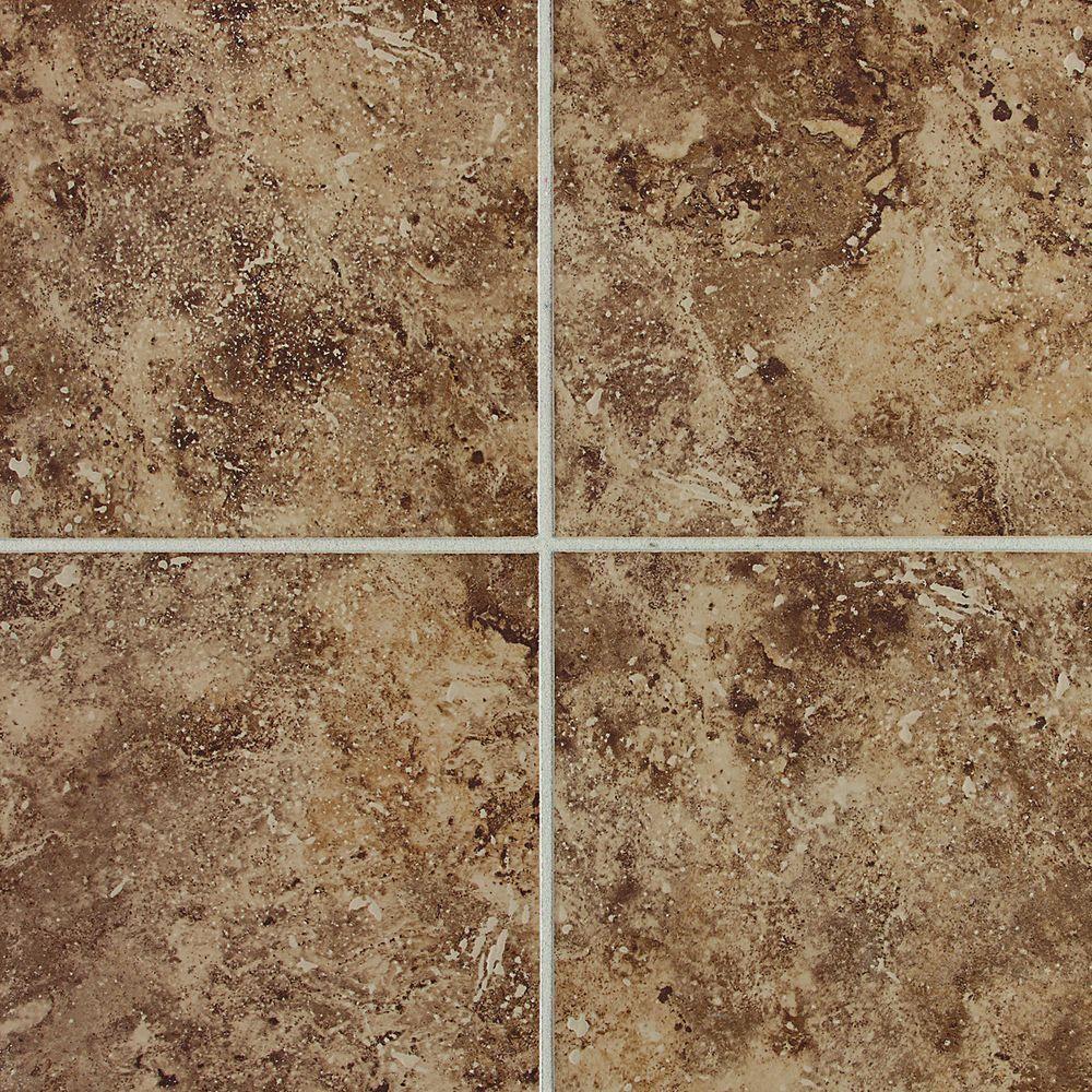 Daltile Heathland Edgewood 12 In X 12 In Glazed Ceramic Floor And