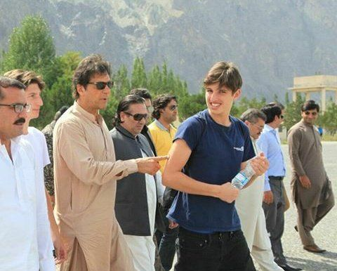 Imran Khan Cricketer Son | www.pixshark.com - Images ...
