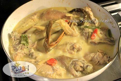 Chicken Hinalang Recipe Filipino Foods Recipes Chicken