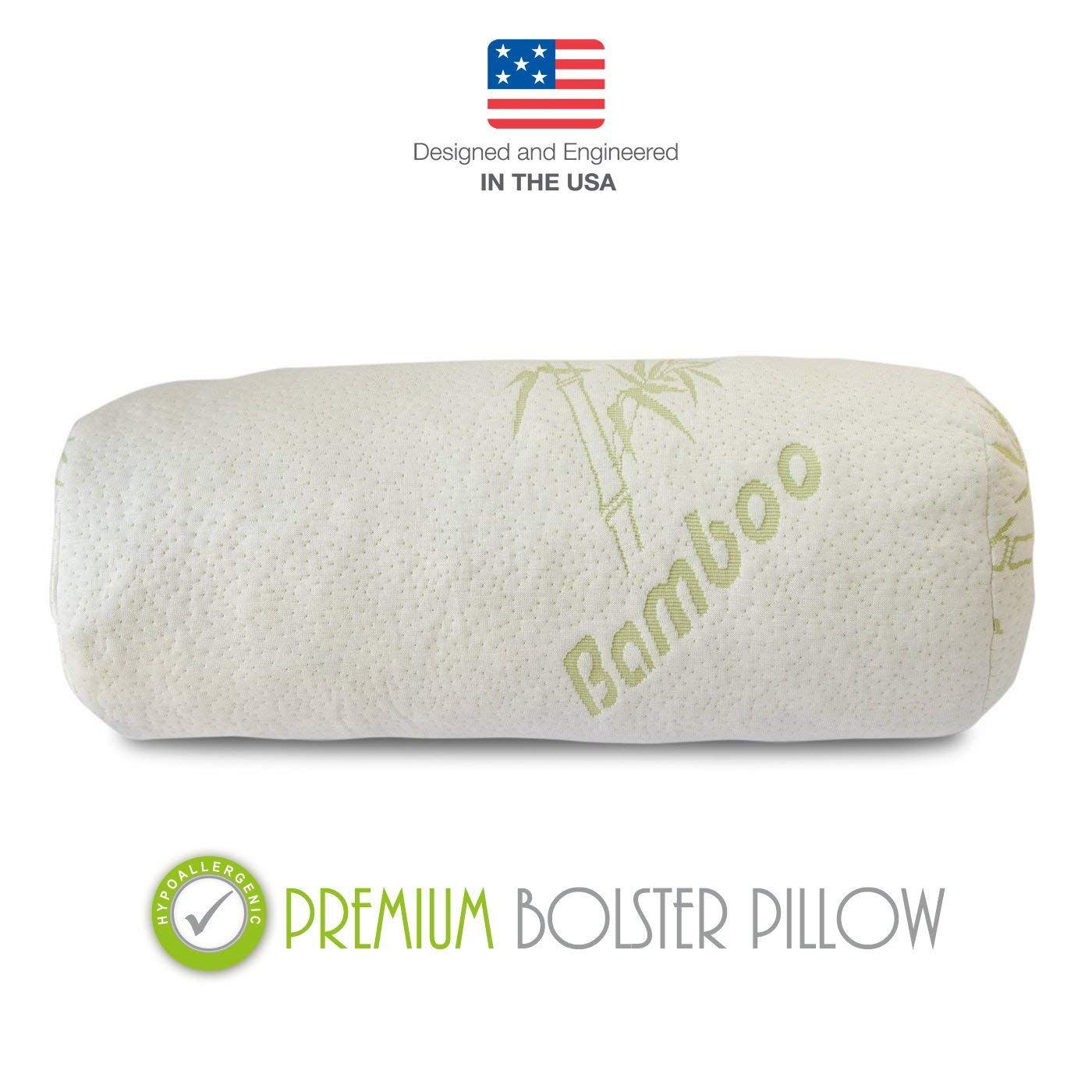 Non-Allergenic Bolster Pillow Back Neck Pregnancy Maternity Support Orthopaedic
