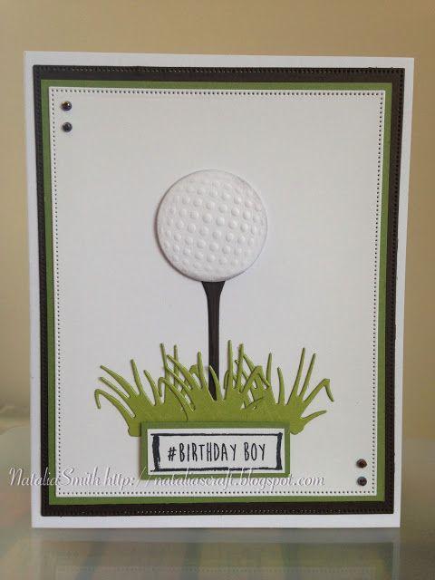 Birthday boy, Golf