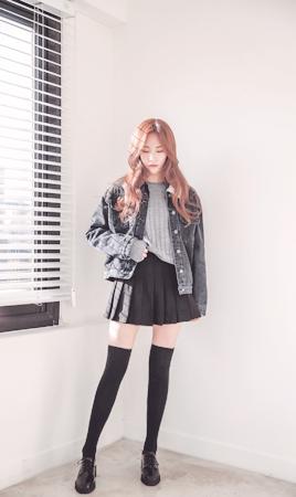 8 Maneiras de Usar Shorts e Meia Calça | Looks, Moda e Look