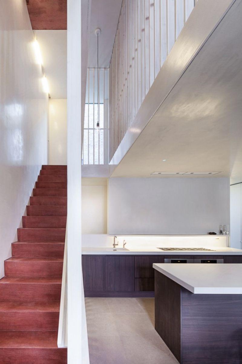 Merveilleux #Küche Offene Wohnküche Modern Gestalten U0026 Trennen U2013 Ideen Für Die  Einrichtung #Offene #Wohnküche #modern #gestalten #u0026 #trennen #u2013 #Ideen  #für #die # ...